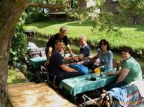 Ferienwohnung, Schlepzig, Spreewald,, Radfahren, Urlaub, Erholung