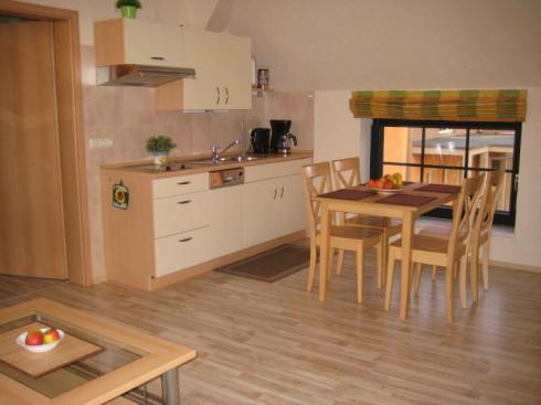 Ferienwohnung, Schlepzig, Spreewald, 42 m²