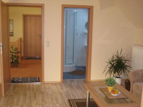Ferienwohnung, Schlepzig, Spreewald,, Doppelstockbett