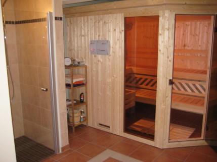 Ferienwohnung, Schlepzig, Spreewald, Saunalandschaft